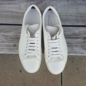 Tom Ford White Sneakers 9.5